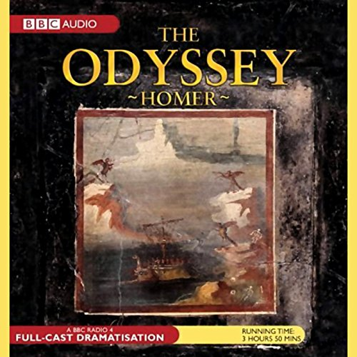 The Odyssey (Dramatised) cover art