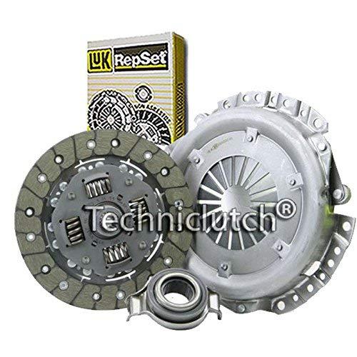 LuK 3Teil Kupplung Kit für Ford Fiesta Box 1.08944780130842