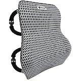 SNUGL Cuscino Lombare per Supporto Lombare in Memory Foam Premium - Progettato per...