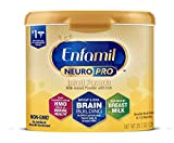 Enfamil NeuroPro Infant Formula - Brain Building Nutrition Inspired by Breast Milk - Reusable Powder Tub, 20.7...