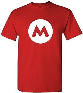 adult mario shirt