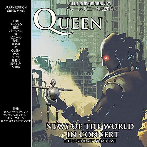 News of the World in Concert Houston 1977 (Japan Limited Edt.Green Vinyl)