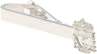 Liverpool FC Mens Plated Tie Slide (One Size) (Silver)
