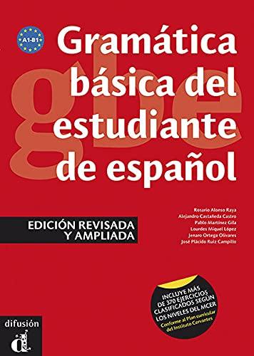 Kit libro scolastico GRAMATICA BASICA DEL ESTUDIANTE DE ESPANOL (9788484437260) + 1 copertina trasparente + cavalierini ed evidenziatore