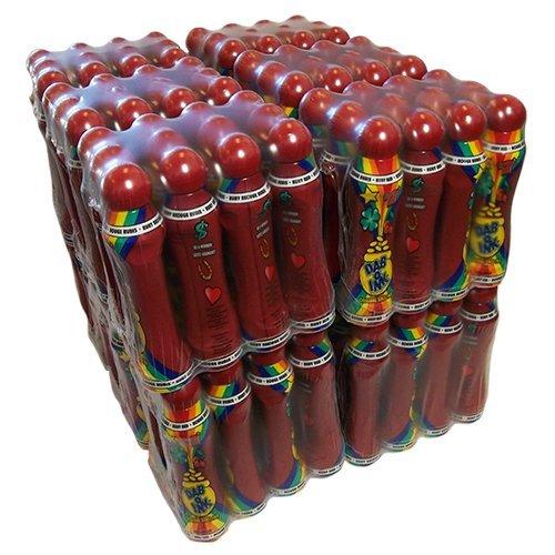 Full Case 3oz Dab-O-Ink Ruby Red Bingo Dauber