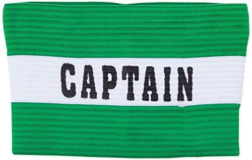 Precision Captains Armband, grün, erwachsenengröße