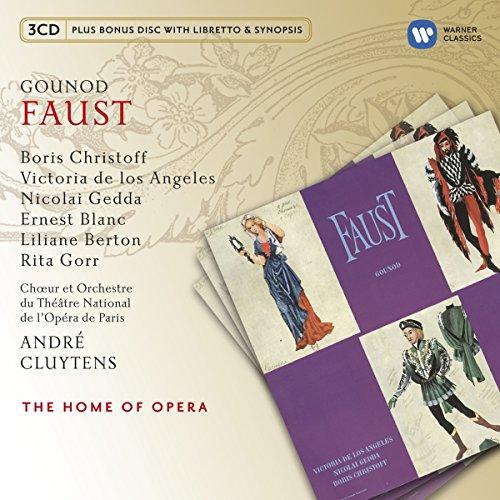 Charles Gounod : Faust (Coffret 3 CD)