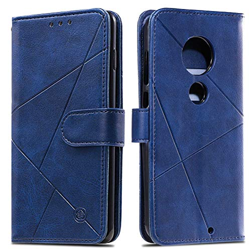 Price comparison product image Nokia 7.2 Case,  SONWO PU Leather Flip Notebook Wallet Case with Kickstand and Card Holder Slot Protective Cover for Nokia 7.2