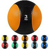 arteesol Balones medicinales, 1, 2, 3, 4, 5, 6, 7, 8, 9, 16 kg Balones de Peso Muerto Grip Entrenamiento de Fuerza y acondicionamiento, Cardio y Core