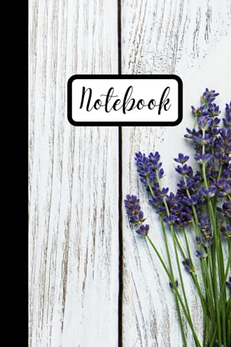 Compare Textbook Prices for Notebook   Lined Paperback Journal   6 x 9 Inches   120 Pages   Lavender   White Wood Panels  ISBN 9798521740116 by Journals, Reckless