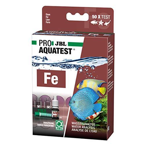 Jbl Jbl Proaquatest Fe Fer Pour Aquariophilie