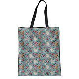 Coloranimal Strandtasche, Exotic Short Hair Flower (Mehrfarbig) - K-H8621Z22