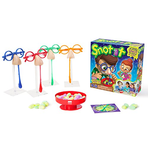 The Snot It game is a top toy for 6 year old boys