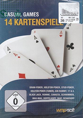 14 Kartenspiele