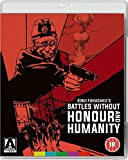 The Yakuza Papers Battles Without Honour and Humanity [Edizione: Regno Unito] [Blu-Ray] [Import]