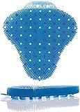Ekcos Screen Blue Fresh 60 Tage, Urinalmatte für Pissoirs mit dem Duft nach grüner Minze - 3X 2 Stück