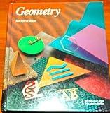 Geometry, Teacher's Edition by Ray Jurgensen (1997-01-01) -  McDougal Littell/Houghton Mifflin; Teacher's edition (1997-01-01)
