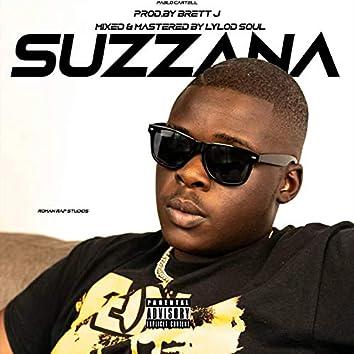 Suzzana (feat. Pablo Cartell)