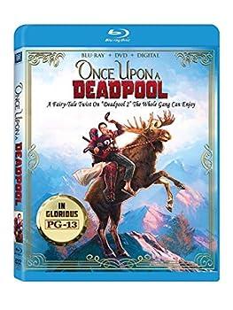 Deadpool 2  Once Upon a Deadpool [Blu-ray]