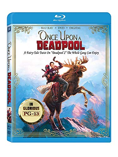 Deadpool 2 – Once Upon A Deadpool [Blu-ray]