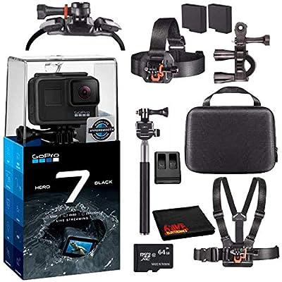 GoPro Hero7 Hero 7 Waterproof Digital Action Camera (Renewed) from GoPro