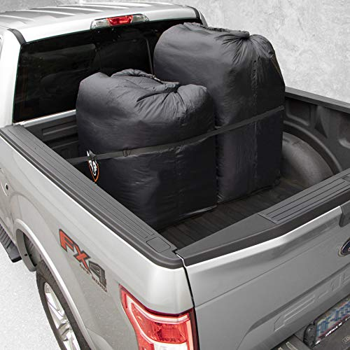 Rightline Gear 100T63 Cargo Dry Bags, Black, 100% Waterproof - Set of (2)