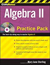 CliffsNotes Algebra II Practice Pack (Cliffnotes)