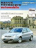 E.T.A.I - Revue Technique Automobile 647 - CITROEN XSARA - 2000 à 2005