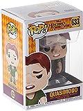 Funko- Pop Disney: Hunchback of Notre Dame-Quasimodo Collectible Toy, Multicolor (41145)