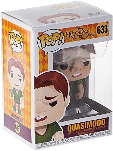 Boneco Disney O Corcunda de Notre-Dame Quasimodo Pop Funko 633 SUIKA