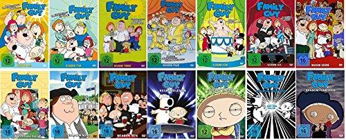 Family Guy - Staffel  1-14