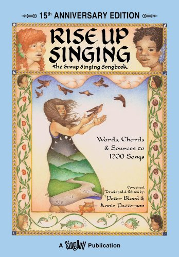 Hal Leonard Rise Up Singing