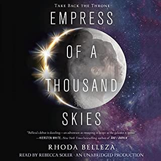 Empress of a Thousand Skies cover art
