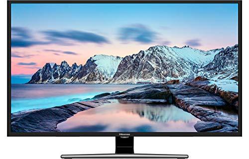Hisense H32BE5400 TV LED HD, Single Stand Design, Quad Core, Tuner Dvb-T2/S2 Hevc, Wi-Fi [Classe di efficienza energetica A]