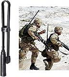 Bingfu Funkgerät Antenne Dualband VHF UHF 136-520 MHz Faltbare CS Tactical SMA Buchse Amateurfunkantenne Kompatibel mit Kenwood Baofeng BF-F8HP UV-5R UV-82 BF-888S CB-Handfunkgerät Funksprechgerät