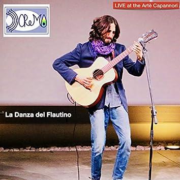 La Danza del Flautino (Live at the Artè Capannori)