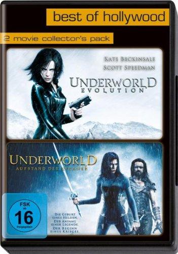 Best of Hollywood - 2 Movie Collector's Pack:Underworld: Evolution / Underworld: ... [2 DVDs]