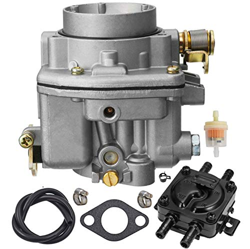 146-0496 Carburetor Carb kit with Vacuum Fuel Pump For ONAN NOS B48G B48M P216G P218G P220G Replace 146-0496 146-0414 146-0479
