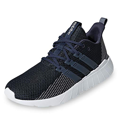 on feet at low price the best adidas Questar Flow, Scarpe da Fitness Uomo, Multicolore Azutra/Tinley 000,  42 2/3 EU