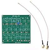 Scheda di test RF, 18 moduli funzionali Kit demo RF NanoVNA Modulo di test RF Modulo filtro/scheda scheda analizzatore di rete vettoriale