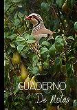 Cuaderno de notas: Cuaderno para cazadores y amantes de la naturaleza. De calidad y diseño único, este cuaderno es ideal para un cumpleaños, Navidad o una fiesta | 100 páginas en formato 7*10 pulgadas