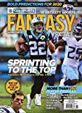 Beckett CBS Sports Fantasy NFL Football Magazine 2020 Draft Guide Sprinting to the Top Panthers Christian McCaffrey