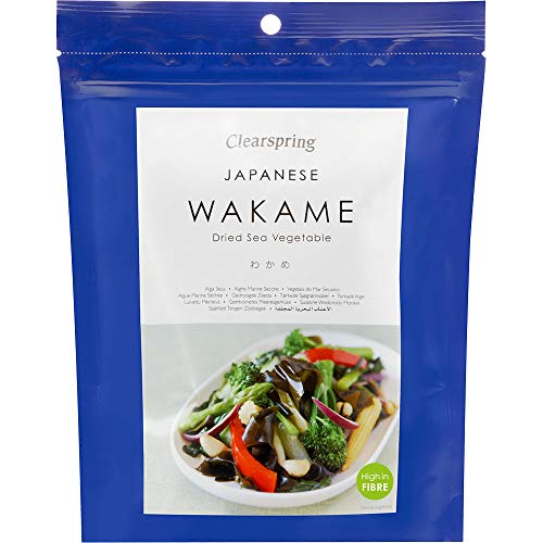 CLEARSPRING - ALGAS WAKAME 50GR. CLEARSPRING