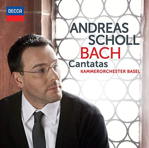 Andreas Scholl & Kammerorchester Basel