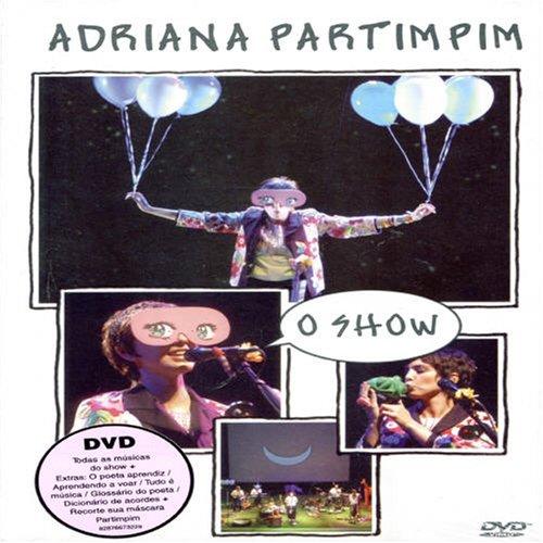 Adriana Calcanhotto: Partimpim - O Show