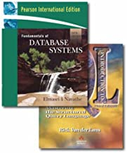 Fundamentals of Database Systems : International Edition with Introduction to SQL:Mastering the structured Query Language.