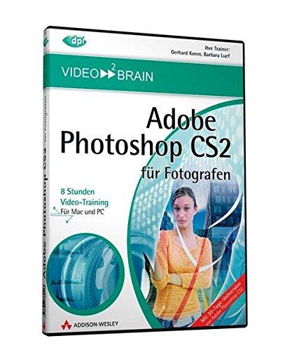 Adobe Photoshop CS2 für Fotografen (PC+MAC-DVD) [import allemand]