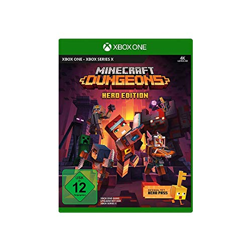 Microsoft Minecraft Dungeons Hero Edition - Xbox One