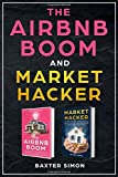 Real Estate Investing Books! - The AirBnb Boom & Market Hacker: The Smart Entrepreneurs Guide to Investing in Real Estate Wholesaling, How to capitalize off the AirBnb Boom Using Rental Arbitrage and How to Optimize Your Listing.