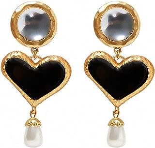 Best zara heart earrings Reviews